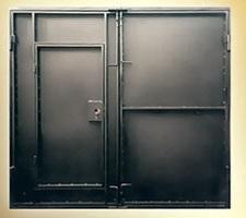 Ворота для гаража.