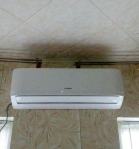 Сплит-системы продажа установка