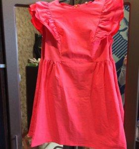 Летнее платье 42-44