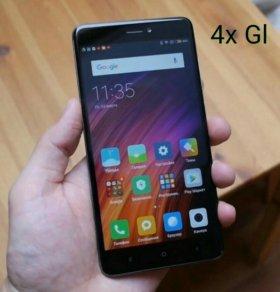 Xiaomi redmi 5 2/16,redmi 4x 2/16и 3/32 global
