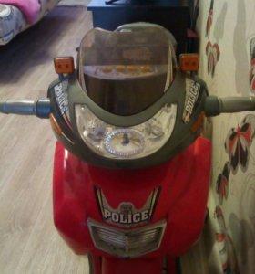 Продам детский мотоцикл.