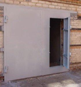 Ворота под Ваш гараж