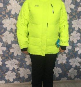 Новый горнолыжный костюм Columbia
