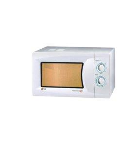 Микроволновая печь LG MS-1724W