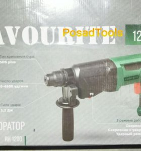 Перфоратор Favourite RH 1200 ( Makita HR2610 )