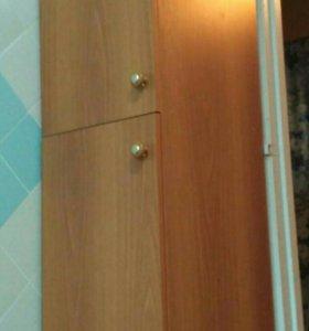 Новый шкаф-пенал