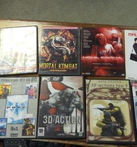 Игры и кино