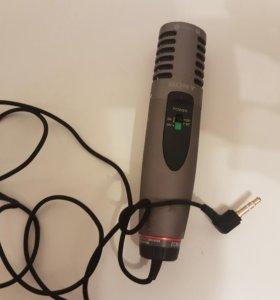 Электретный конденсаторный микрофон Sony ECM-MS9