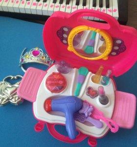 Игрушки косметичка для девочки