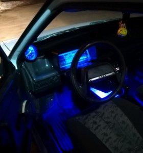 ВАЗ (Lada) 2109, 1988