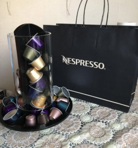 Раздатчик капсул nespresso