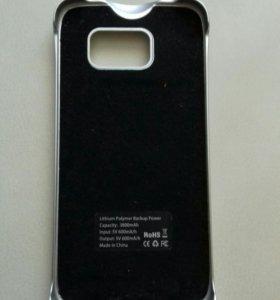 Чехол-аккумулятор для SAMSUNG galaxy S6