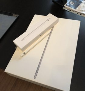 iPad Pro 12.9 + Apple Pencil