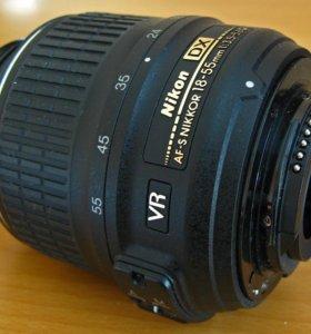 обьективы для Nikon