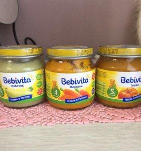 Пюре bеbivita