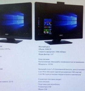Моноблок Acer Veriton z4820g