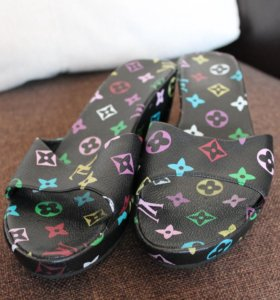 Туфли без задника