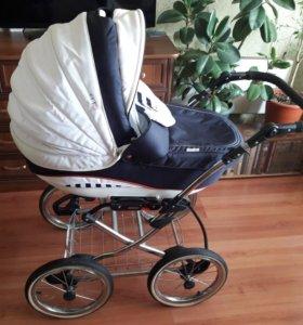 Коляска bebe-mobile toscana 2в1