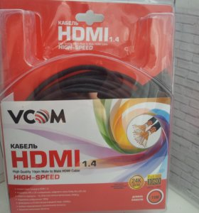 Кабель hdmi hdmi(M) -hdmi(M),15м