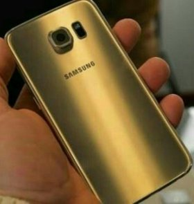 Samsung Galaxy S6 Gold 32gb.