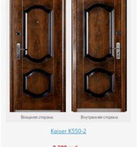 Двери стандартные и по индивидуальным размерам