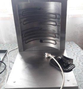 Оборудование для шаурмы ( Шаурма-2ЭМ, Гриль конт.)