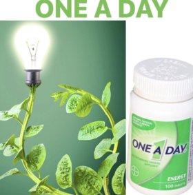 Витаминно-минеральный комплекс One a Day, Bayer