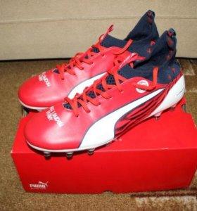 Футбольная обувь Puma evotouch PRO FG