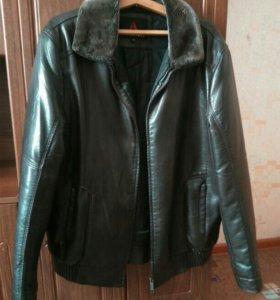 Куртка-пилот 52р-р