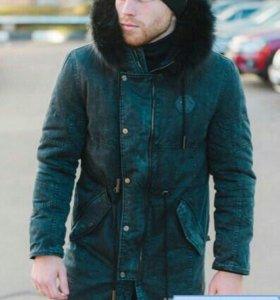 Мужская зимняя куртка 46р.Новая