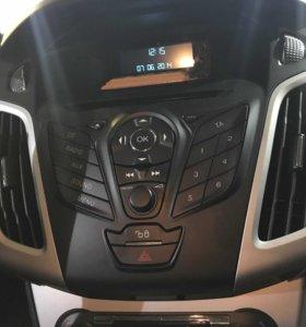 Штатная магнитола Ford Focus 3