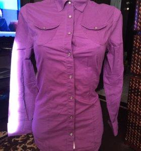 Женская Рубашка Адидас