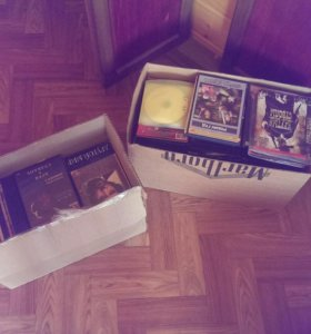 Очень много дисков