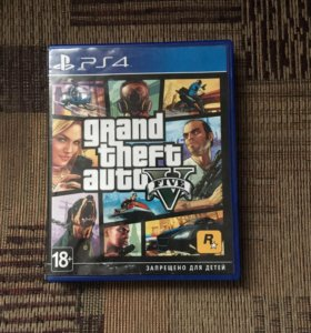 GTA V Sony PlayStation 4