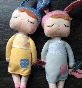 Куклы metto