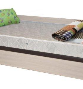Кровать с подъемным механизмом (в магазине)