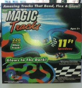 Magic Tracks 220 деталей.