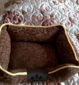 Лежак для маленьких собак