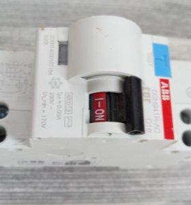 Авт.диф.тока ABB DSH941R C16 30мА тип АС
