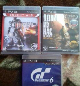 Диски на Sony PlayStation 3