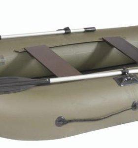 лодка лоцман т300