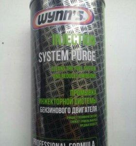 Wynns промывка топливной системы