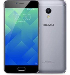 Новый смартфон Meizu M5s в упаковке.