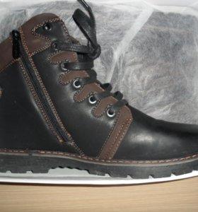 ботинки зима класика