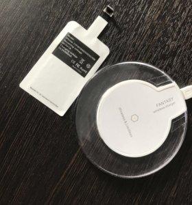 Беспроводная Зарядка для Iphone