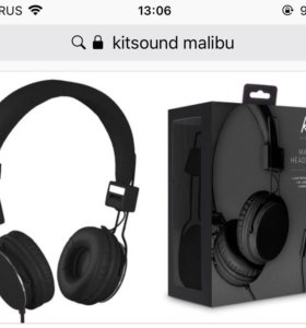 Наушники Kit Sound Malibu