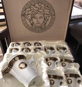 Набор чайный сервиз Версаче
