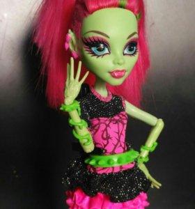 Кукла Monster High Венера Макфлайтрап
