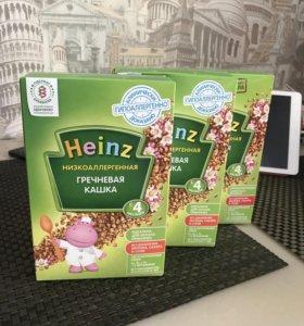 Каша безмолочная Heinz