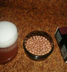 Румяна-шарики и тональник от Avon (Эйвон)